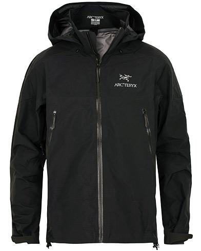 Arc'teryx Beta AR GORE-TEX Jacket Black i gruppen Tøj / Jakker / Skaljakker hos Care of Carl (15334411r)