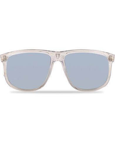 Ray-Ban 0RB4147 Sunglasses Crystal/Blue  i gruppen Assesoarer / Solbriller / Buede solbriller hos Care of Carl (15402610)