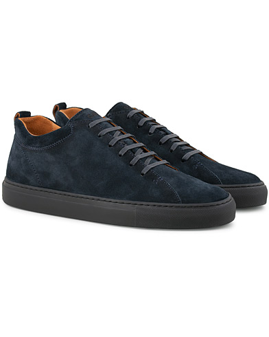 C.QP Tarmac Sneaker Blue/Blue i gruppen Sko / Sneakers / Sneakers med lavt skaft hos Care of Carl (15445811r)