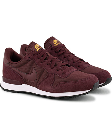 Nike Internationalist Sneaker Burgundy i gruppen Sko / Sneakers / Running sneakers hos Care of Carl (15446411r)