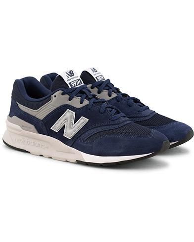 New Balance 997H Running Sneaker Navy i gruppen Sko / Sneakers hos Care of Carl (15475611r)