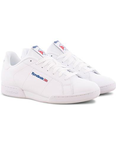 Reebok NPC II Low Sneaker White i gruppen Skor / Sneakers hos Care of Carl (15485011r)
