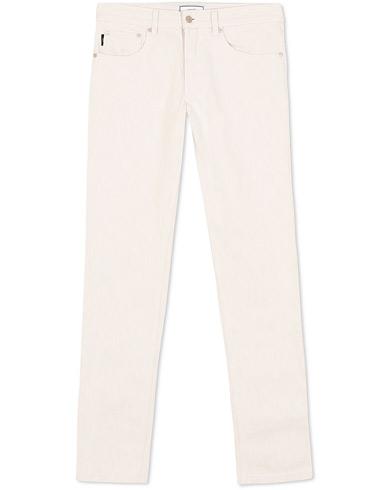 AMI AMI-Fit Jeans Ecru i gruppen Tøj / Jeans hos Care of Carl (15498211r)