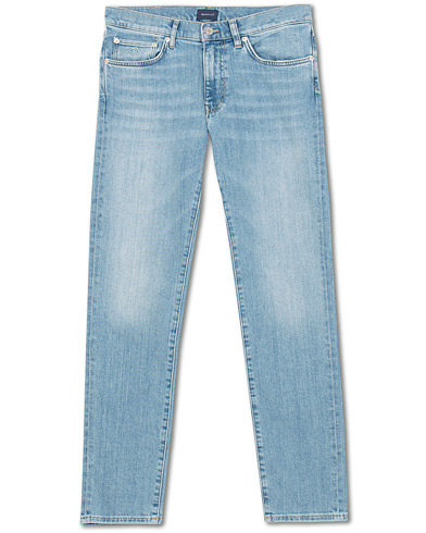 GANT Slim Fit Jeans Light Blue i gruppen Tøj / Jeans hos Care of Carl (15563411r)