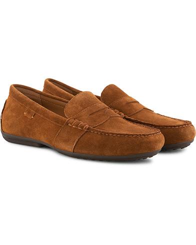 Polo Ralph Lauren Reynold Loafer Snuff i gruppen Sko / Loafers hos Care of Carl (15581811r)