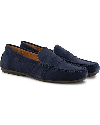 Polo Ralph Lauren Reynold Loafer Navy i gruppen Skor / Loafers hos Care of Carl (15581911r)