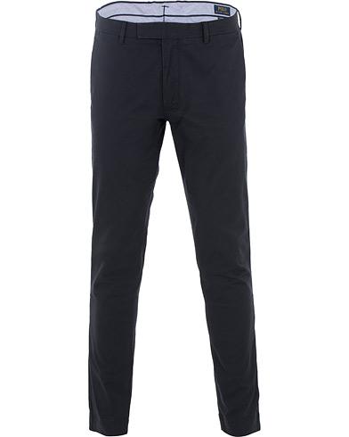 Polo Ralph Lauren Tailored Slim Fit Chinos Aviator Navy i gruppen Kläder / Byxor / Chinos hos Care of Carl (15588711r)