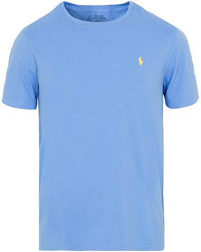 Polo Ralph Lauren Crew Neck Tee Harbour Island i gruppen Klær / T-Shirts / Kortermede t-shirts hos Care of Carl (15598411r)