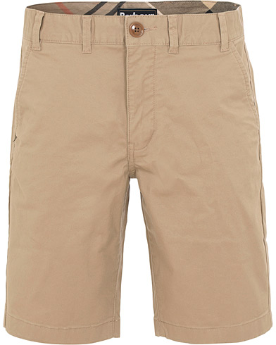 Barbour Lifestyle Performance Neuston Shorts Stone i gruppen Klær / Shorts / Chinosshorts hos Care of Carl (15621611r)