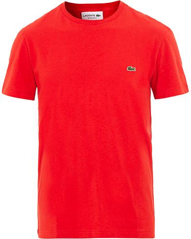 Lacoste T-Shirt Clusi Chine i gruppen Kläder / T-Shirts / Kortärmade t-shirts hos Care of Carl (15629011r)