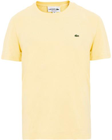 Lacoste T-Shirt Napolitain i gruppen Tøj / T-Shirts / Kortærmede t-shirts hos Care of Carl (15629111r)