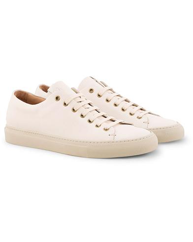 Buttero Calf Sneaker Bianco i gruppen Sko / Sneakers / Sneakers med lavt skaft hos Care of Carl (15653611r)