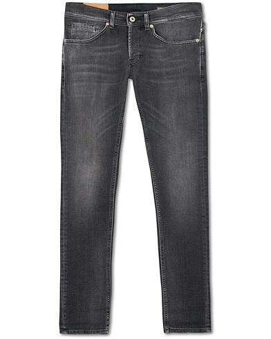 Dondup George Jeans Washed Black i gruppen Kläder / Jeans hos Care of Carl (15732411r)