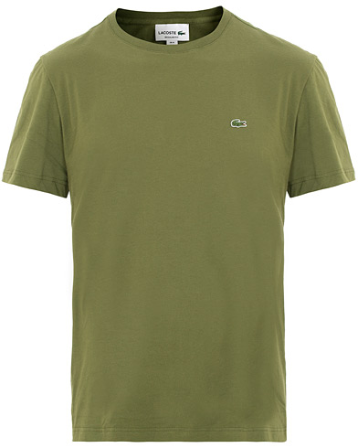 Lacoste T-Shirt Marecage i gruppen Tøj / T-Shirts / Kortærmede t-shirts hos Care of Carl (15737511r)