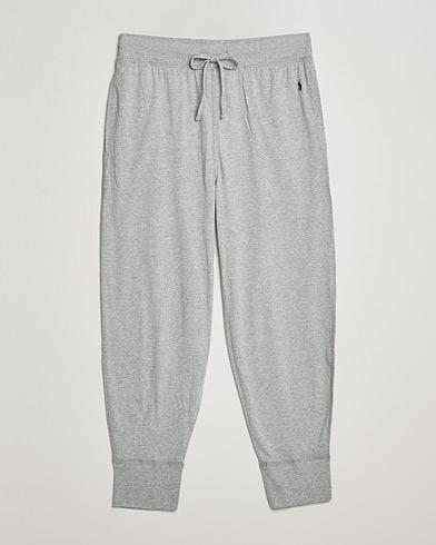 Polo Ralph Lauren Liquid Cotton Sweatpants Andover Heather i gruppen Tøj / Pyjamas & Morgenkåber / Loungewear hos Care of Carl (15754511r)