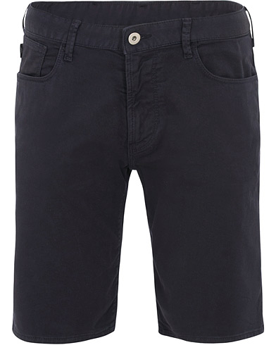 Emporio Armani 5-Pocket Shorts Navy i gruppen Kläder / Shorts / Chinosshorts hos Care of Carl (15758811r)