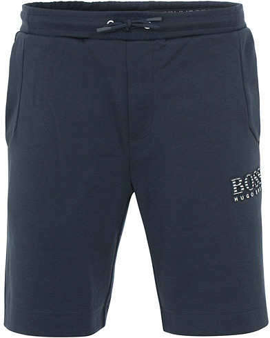 BOSS Athleisure Headlo Shorts Navy i gruppen Klær / Shorts / Joggebukseshorts hos Care of Carl (15795511r)