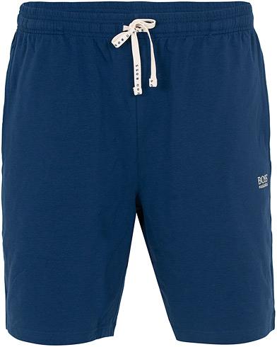BOSS Loungewear Shorts Blue i gruppen Klær / Shorts / Joggebukseshorts hos Care of Carl (15799611r)