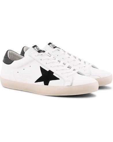 Golden Goose Deluxe Brand Gold Lettering Superstar Sneaker White Calf i gruppen Sko / Sneakers / Sneakers med lavt skaft hos Care of Carl (15807611r)