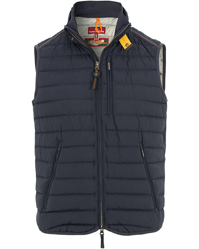Parajumpers Perfect Super Lightweight Vest Blue/Black i gruppen Klær / Jakker / Dunjakker hos Care of Carl (15836111r)