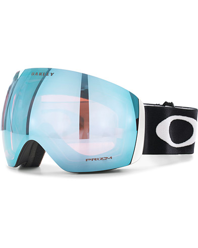 Oakley Flight Deck Prizm Snow Goggles Blue/Black  i gruppen Assesoarer / Solbriller / Skibriller hos Care of Carl (15842410)
