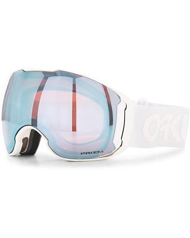 Oakley Airbrake XL Prizm Snow Goggles Blue/White  i gruppen Tilbehør / Solbriller / Skibriller hos Care of Carl (15842710)