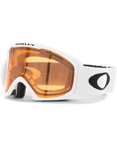 Oakley O Frame Snow Goggles Orange/White  i gruppen Assesoarer / Solbriller / Skibriller hos Care of Carl (15843110)