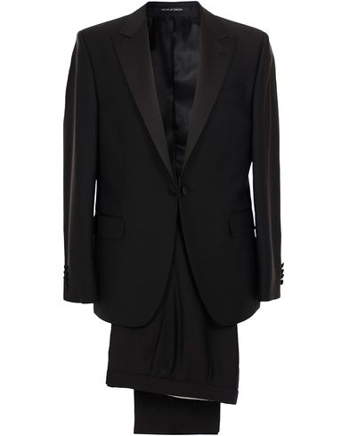Oscar Jacobson Frampton Tuxedo Black i gruppen Kläder / Kostymer / Smoking hos Care of Carl (SA000011)
