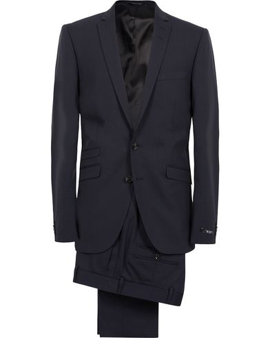 Tiger of Sweden Nedvin Suit Wool Navy i gruppen Kläder / Kostymer hos Care of Carl (SA000135)