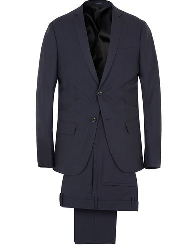 Filippa K Rick Cool Wool Suit Hope Blue i gruppen Kostymer hos Care of Carl (SA000168)