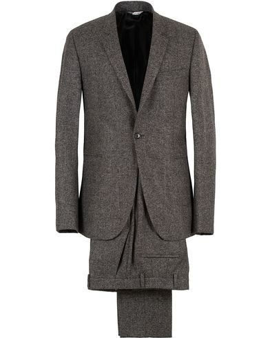 PS by Paul Smith Slim Fit Suit Grey i gruppen Kostymer hos Care of Carl (SA000173)