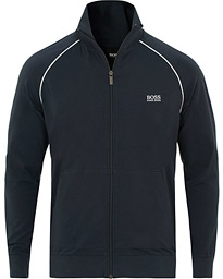 BOSS Loungewear Full Zip Jacket Navy