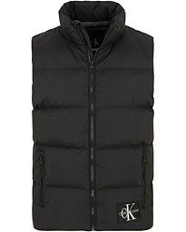 db1d64ad Calvin Klein Jeans Down Vest Black