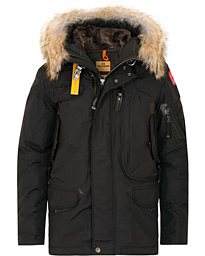 Parajumpers Right Hand Masterpiece Parka Black