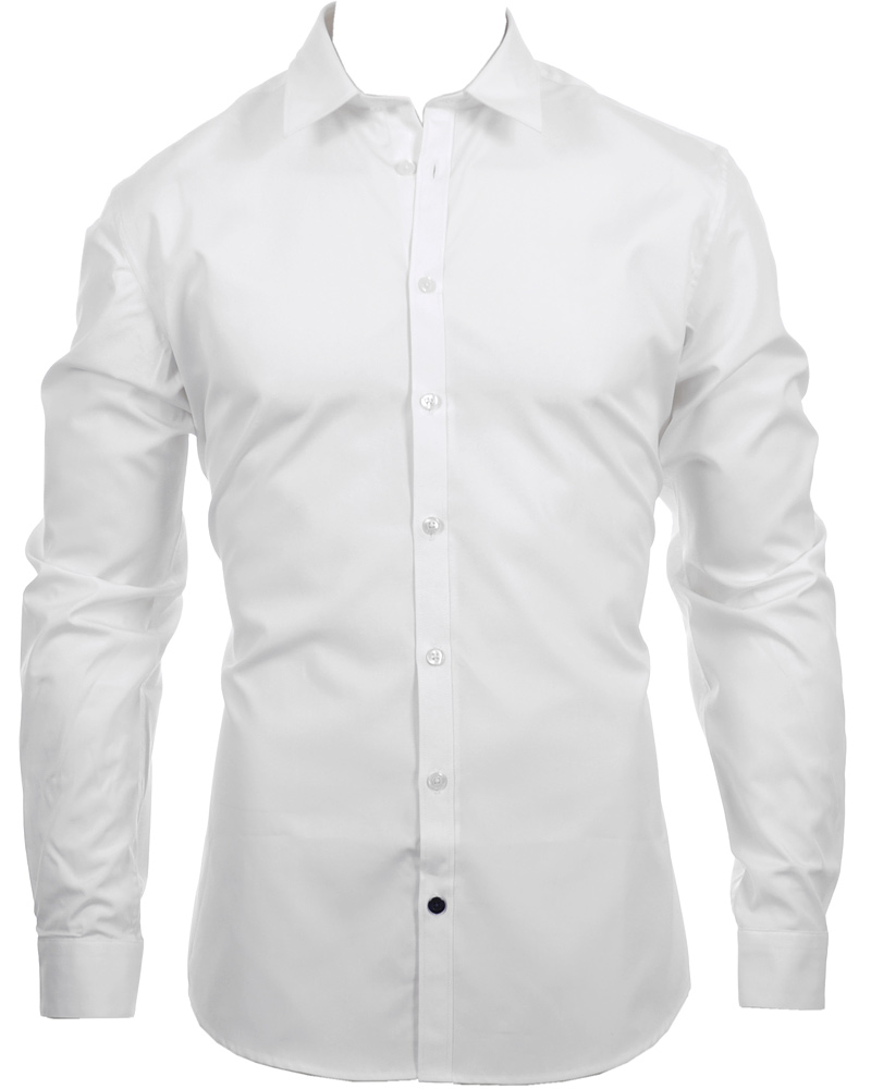Tiger of sweden groomsman shirt pure white hos for Tiger of sweden shirt