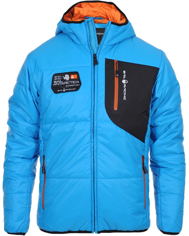 Sail Racing Antarctica Liner Jacket Dynamic Blue hos ...