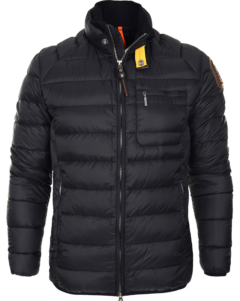 Parajumpers Ugo Super Lightweight Jacket Black hos CareOfCarl.dk