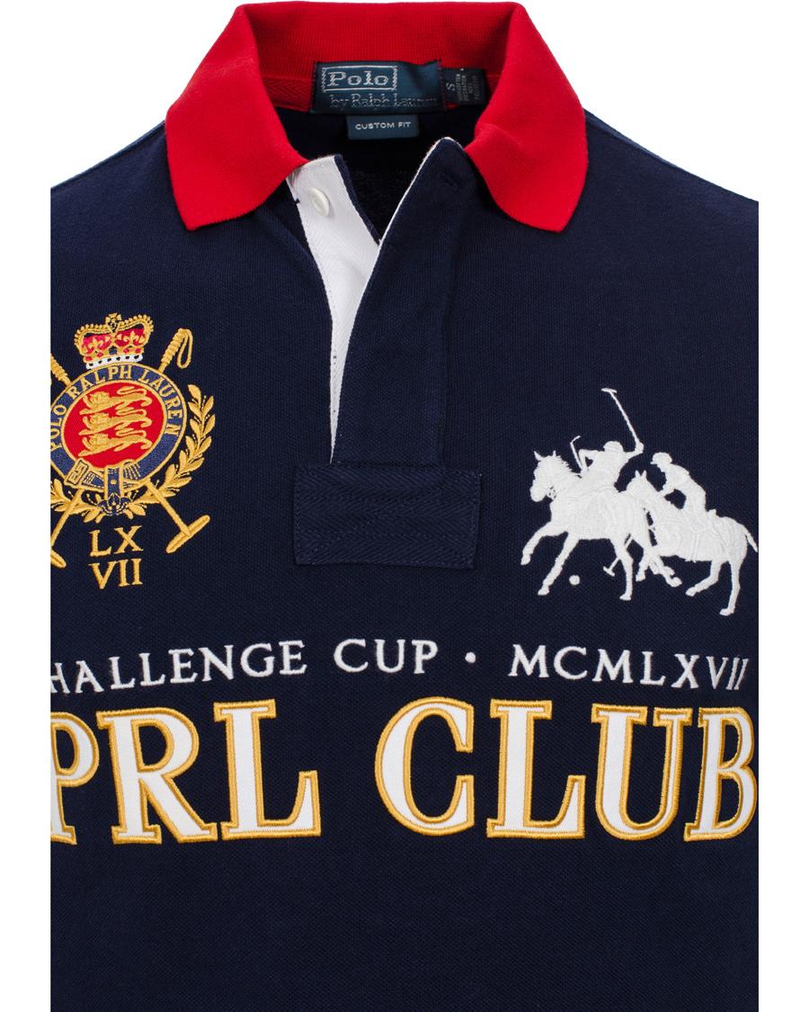 Club polo ralph for Ralph lauren polo club shirts