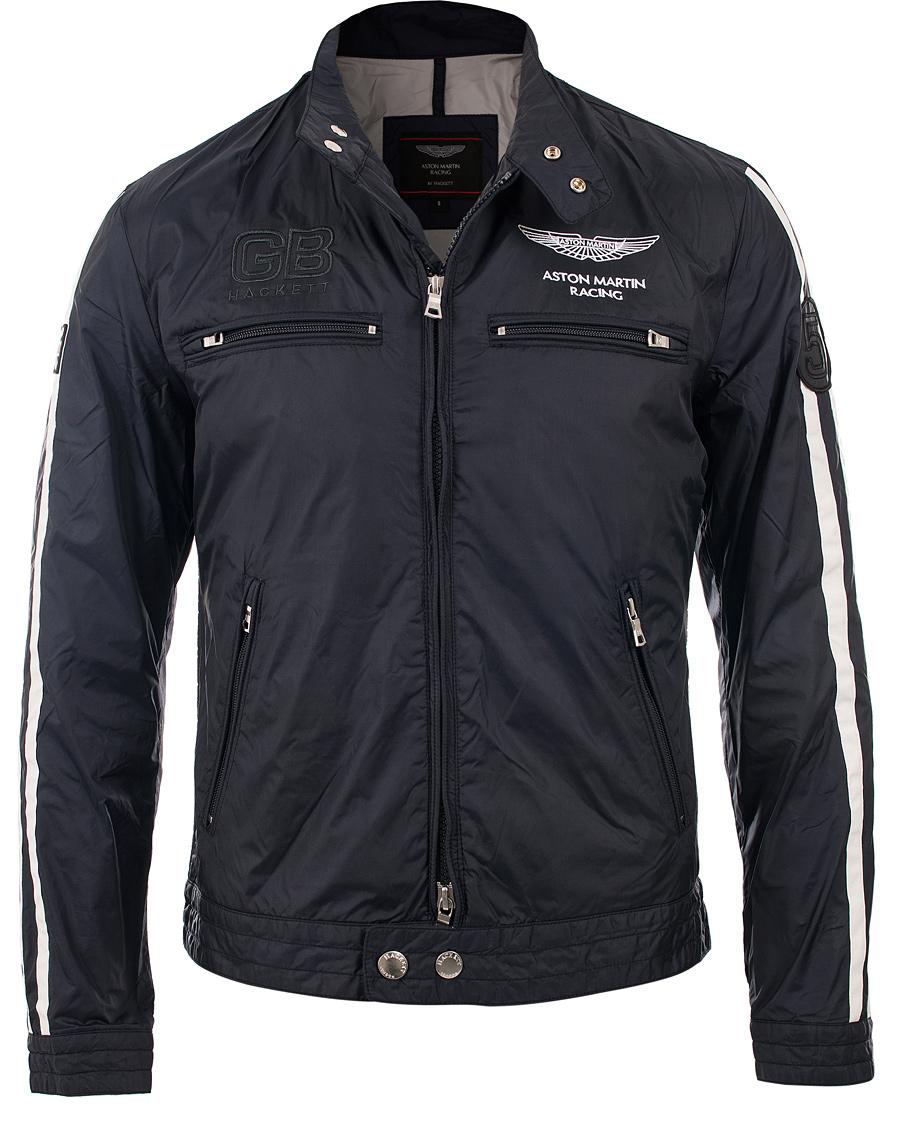 hackett aston martin racing apex jacket navy hos. Black Bedroom Furniture Sets. Home Design Ideas