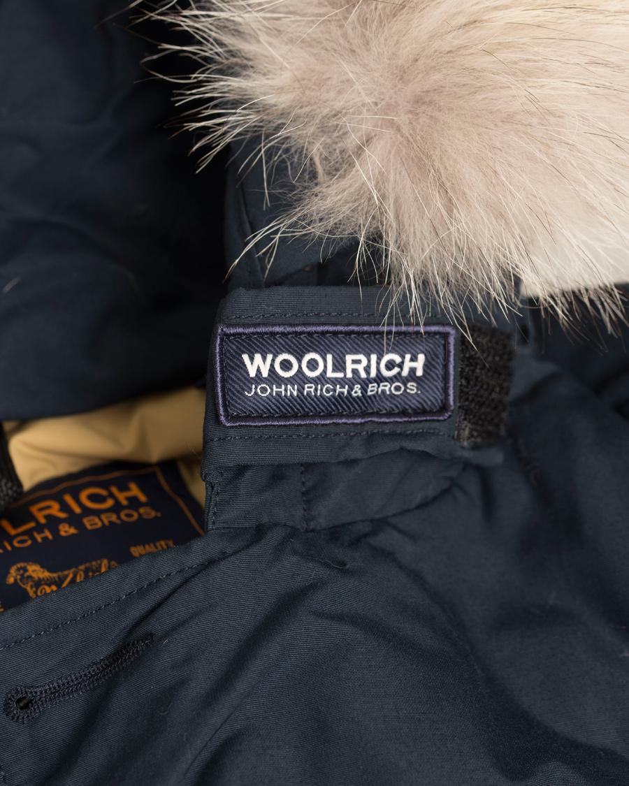 Woolrich Jacka Tvättråd