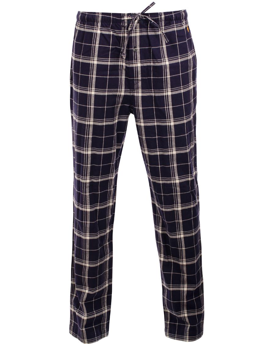 polo ralph lauren flannel pyjamas set midnight plaid hos. Black Bedroom Furniture Sets. Home Design Ideas