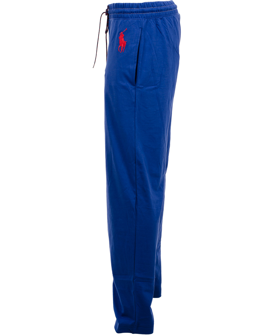 polo ralph lauren pyjama pants monaco blue hos. Black Bedroom Furniture Sets. Home Design Ideas