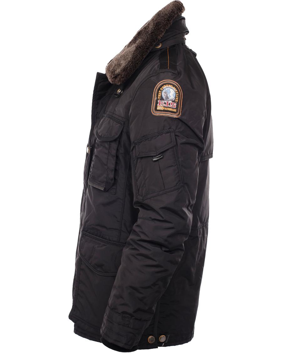 parajumpers portland masterpiece jacket black; parajumpers portland