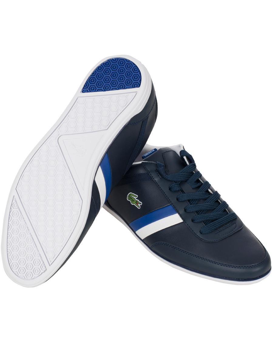 lacoste giron sneaker blue hos careofcarlno