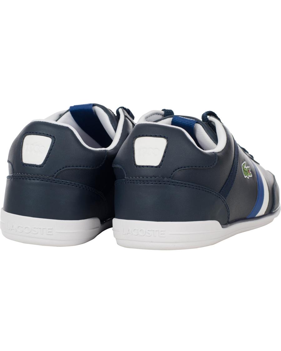 lacoste giron sneaker blue hos careofcarlcom