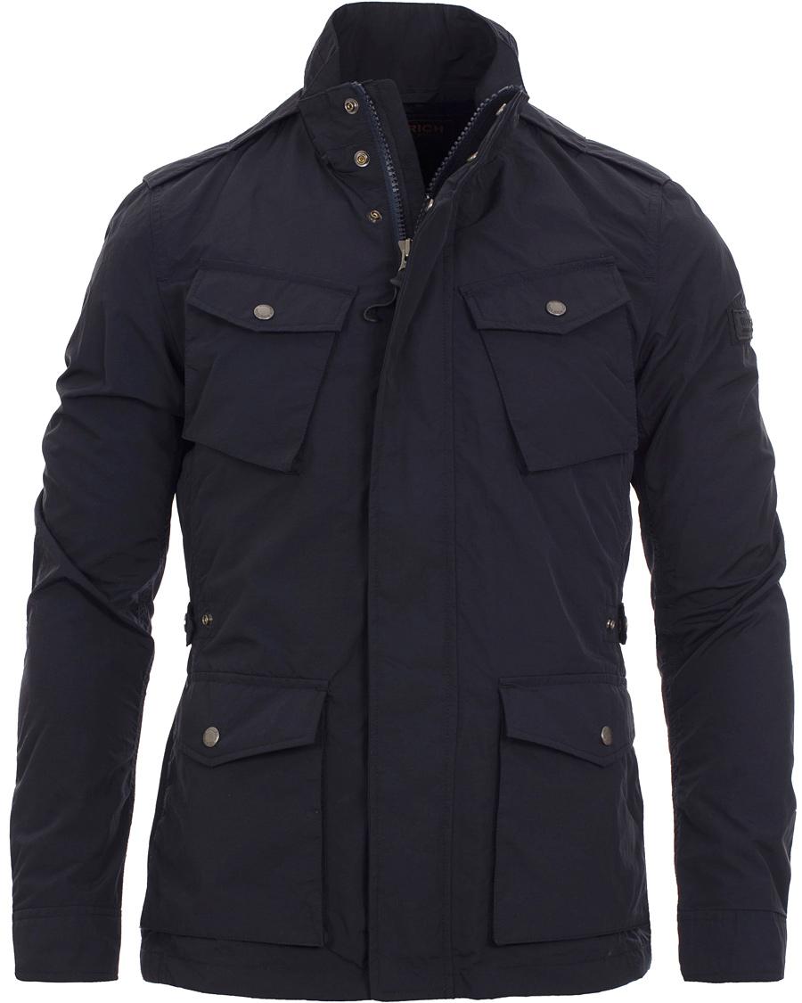 Woolrich Navy Jacket