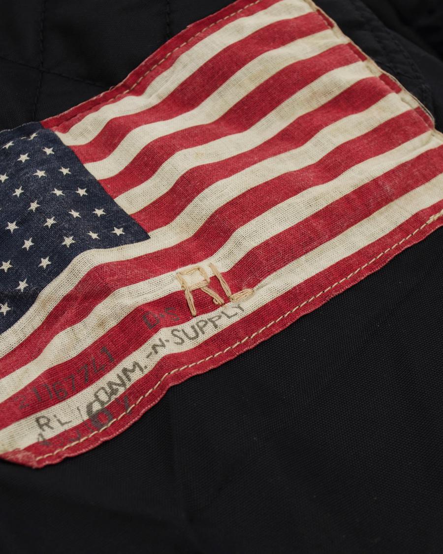 Denim Supply Ralph Lauren Motor Jacket Polo Black Hos