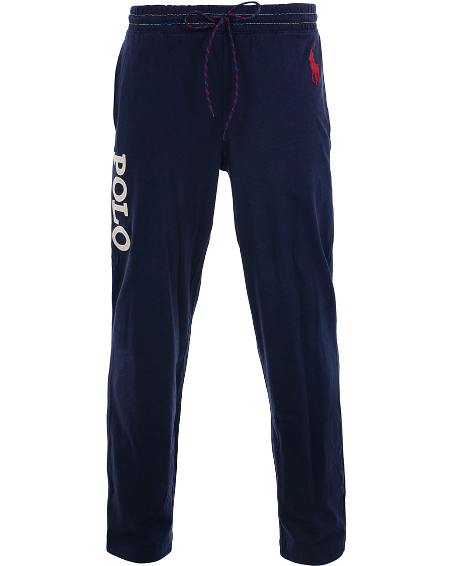 polo ralph lauren athletic pyjama pant navy hos. Black Bedroom Furniture Sets. Home Design Ideas