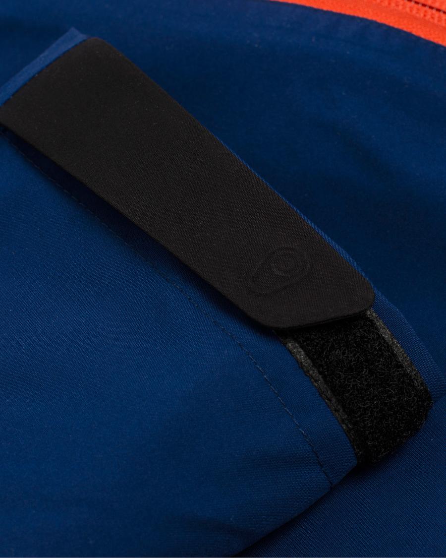 Sail racing gore tex link jacket dark blue