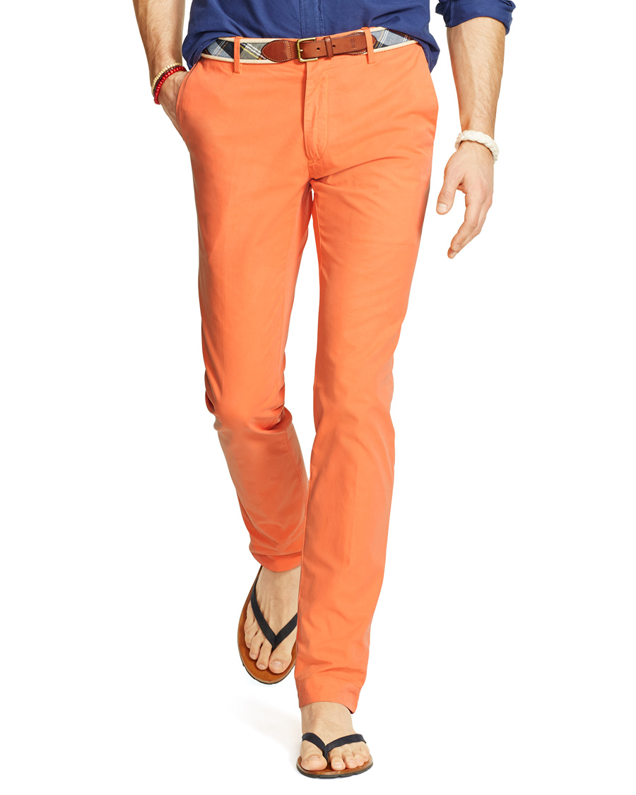 Mens Orange Pants at Macy's come in all styles and sizes. Shop Men's Pants: Dress Pants, Chinos, Khakis, Orange pants and more at Macy's! Macy's Presents: The Edit- A curated mix of fashion and inspiration Check It Out. Free Shipping with $75 purchase + Free Store Pickup. Contiguous US.